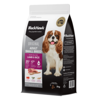 Blackhawk Small Breed Lamb&Rice 10kg