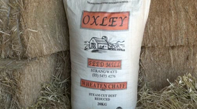 Oxley Wheaten Chaff 20kg