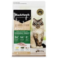 Blackhawkawk Cat Grainfree 6kg