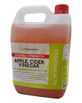 Stock Health Apple Cider 5L