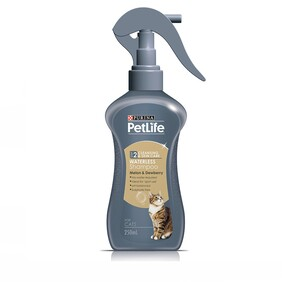 Purina Pet Life Waterless Cat Shampoo 250mL