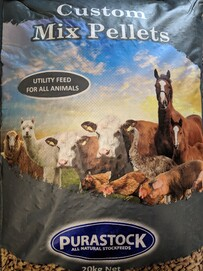 Purastock Custom Mix Pellets 20kg