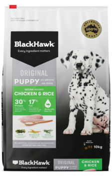 Blackhawk Puppy Variety