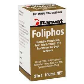 Ranvet Foliphos 100ml