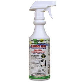 Fido Fleatrol + Bedding/Premesis Spray 500mL