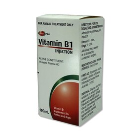 Value Plus Vitamin B1 Injectable