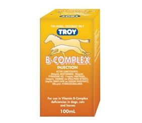 Troy Vitamin B Complex 100mL