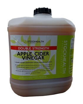 Stock Health Apple Cider 20L