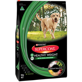 Supercoat healthy weight 3kg