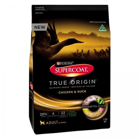 Supercoat True origin Chick/Duck 15kg